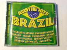 BRAZIL  -  ALL THE HITS  -  17 ORIGINAL TRACKS  -  CD  NUOVO E SIGILLATO