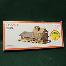 TYCO- KIT Freight Station #7785 HO Scale