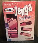 Jenga Girl Talk Edition Exclusive Toys r Us Pink 2007 Parker Bros.100% Complete