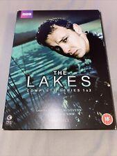 The Lakes DVD Boxset Complete Series 1-2 (2012, 4-Disc Set) BBC