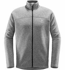 Haglofs Swook Jacket Mens - Colour: Concrete / True Black - Various Sizes