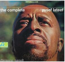 Yusef lateef: The Complete Yusef Lateef - LP Vinyl 33 Rpm