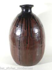 XXL Studio céramique pièce unique ° construits forme ° 50/60er Ans vase ° 6,5 kg