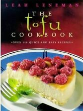 The Tofu Cookbook by Leah Leneman NEW