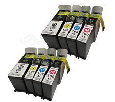 8 PK NON-OEM for Lexmark 100 XL Ink Cartridge PRO 205 705 805 901 905 S405 S605