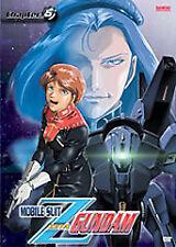 Mobile Suit Zeta Gundam - Chapter 5 (DVD, 2006, 2-Disc Set) LN-1869-251-912