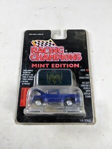Racing Champions Mint Edition issue #12 the 1996 Dodge Ram mint on card