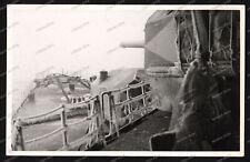 Foto-AK-Schwerer Kreuzer Prinz Eugen-Kriegsmarine-Admiral-Hipper-Klasse-3
