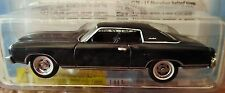 REVELL 70 1970 CHEVY MONTE CARLO BLK CLASSIC DETAILED COLLECTIBLE CHEVROLET CAR