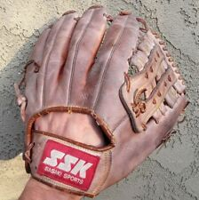 "New listing SSK Sasaki Sports DPG-740 Dimple-II RHT 12"" Leather Baseball Glove"