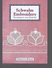 Schwalm Embroidery 2000 Christine Bishop  # 325