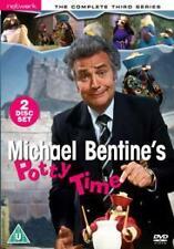 DVD:MICHAEL BENTINES POTTY TIME - SERIES 3 - NEW Region 2 UK