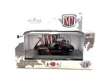 M2 Machines Auto Japan 1970 70 Nissan Fairlady Z432 Die Cast 1/64 Scale Black