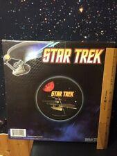 Star Trek Wall Clock - New