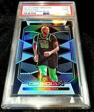 TACKO FALL 19-20 OBSIDIAN FOTL ELECTRIC ETCH BLUE PARALLEL ROOKIE RC 15/16 PSA 9