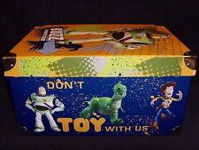 Disney/Pixar•Buzz Lightyear/Toy Story•Toy/Dvd/Storage/K eepsake Box•Excellent•Euc