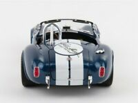 SHELBY COBRA 427 SC W/PRINTED SHELBY SIGNATURE 1/18 SHELBY COLLECTIBLES SC121-1