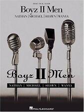 Boyz II Men - Nathan/Michael/Shawn/Wanya (2001, Paperback) Ex-Library