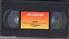 Warbus (1986) VHS Antoniana Video 1a Ed.  Rom Kristoff  Ted Kaplan Don Gordon