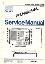 Philips Service Manual für world receiver AL 990    Copy