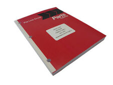 Ih International Harvester Td 8e Paydozer Crawler Dozer Parts Manual Catalog