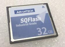 Advantech SQFlash Industrial Grade 32GB SQ flash CF Card SQF-P10S2-32G-P8E