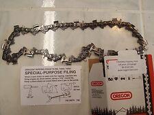 "1 72RD066G Oregon 18 inch 3/8 pitch .050 gauge 66 DL Ripping chainsaw chain  18"""
