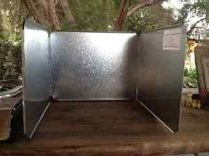 WIND GUARD 3 PANEL.               NEW   PRODUCT