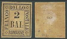 1859 ROMAGNE 2 BAI MH * - A123