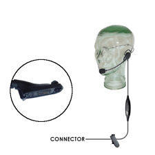 Klein Razor Behind the Head Headset for Motorola APX XPR TRBO Two Way Radios