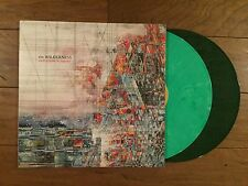 Explosions In The Sky The Wilderness 2xLP Dark Green Light Green Color Vinyl