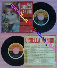 LP 45 7'' ORNELLA VANONI Abbracciami forte Non voglio piu' 1965 no cd mc dvd