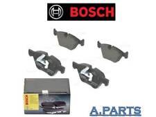 Bosch Pastilla de Freno Eje Delantero Conjunto Completo 4X BMW 5er F10 F11