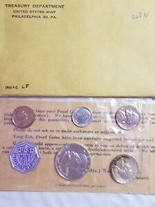 1960 U.S. Mint Silver PROOF SET  Complete