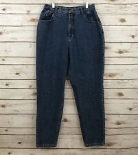 Gloria Vanderbilt Jeans Womens Size 16 Medium Med Wash Straight Leg 100% Cotton