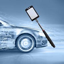Auto Inspektionsspiegel Teleskop Spiegel Kontrollspiegel LED Beleuchtung Neu