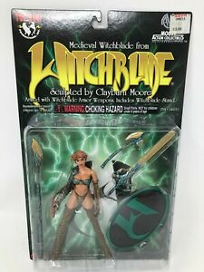 Top Cow Witchblade MEDIEVAL WITCHBLADE  Figure  -Sealed-