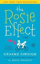 The Rosie Effect by Graeme Simsion (2015, Paperback)