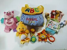 Fisher Price, Little Scholastic, And other Farm Infant Toy Lot # 12