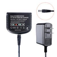 Battery Charger for Black & Decker 9.6V-18V NiCd NiMh HPB18 HPB18-OPE Battery