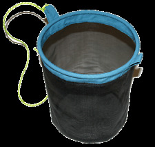Nautos - Recyclable Garbage Bucket - Side boat attach for cans, bottles & more