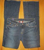 "Lucky Brand Womens Jeans Sweet N' Low Boot Cut Size 6 28 Inseam 32"" Medium Blue"