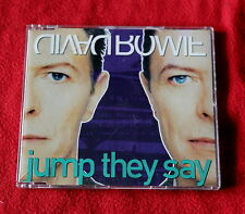David Bowie ‎Jump They Say German Cd single no LP Glam