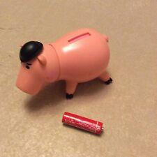 DISNEY PIXAR TOY STORY HAM FIGURE DR EVIL PORK CHOP PIG