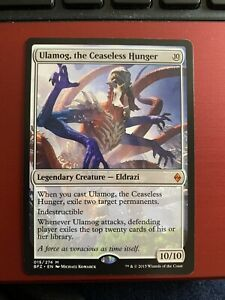 MTG - Ulamog, the Ceaseless Hunger~ BFZ- NM