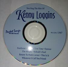 Pocket Songs Karaoke Cdg - Hits of Kenny Loggins Ps Cdg 1367