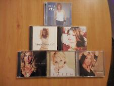 Lot/bundle Country : Faith Hill, Shania Twain, & Reba