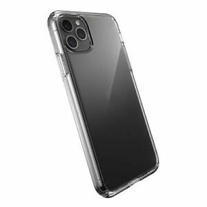 Speck Presidio Perfect-Clear Series Case for Apple iPhone 11 Pro Max, Clear
