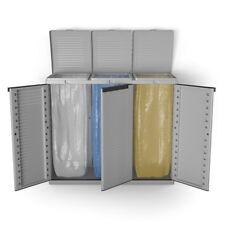 m ll abfalleimer mit 110 l g nstig kaufen ebay. Black Bedroom Furniture Sets. Home Design Ideas