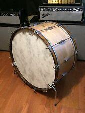 "Vintage Original Late 30's-early 40's Slingerland Radio King 28"" Bass Drum Jazz"